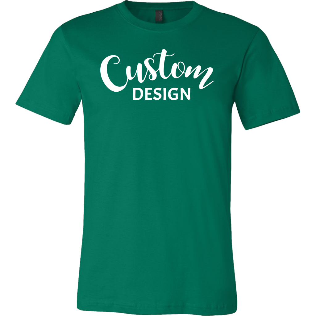 Custom Mens Shirt - Green