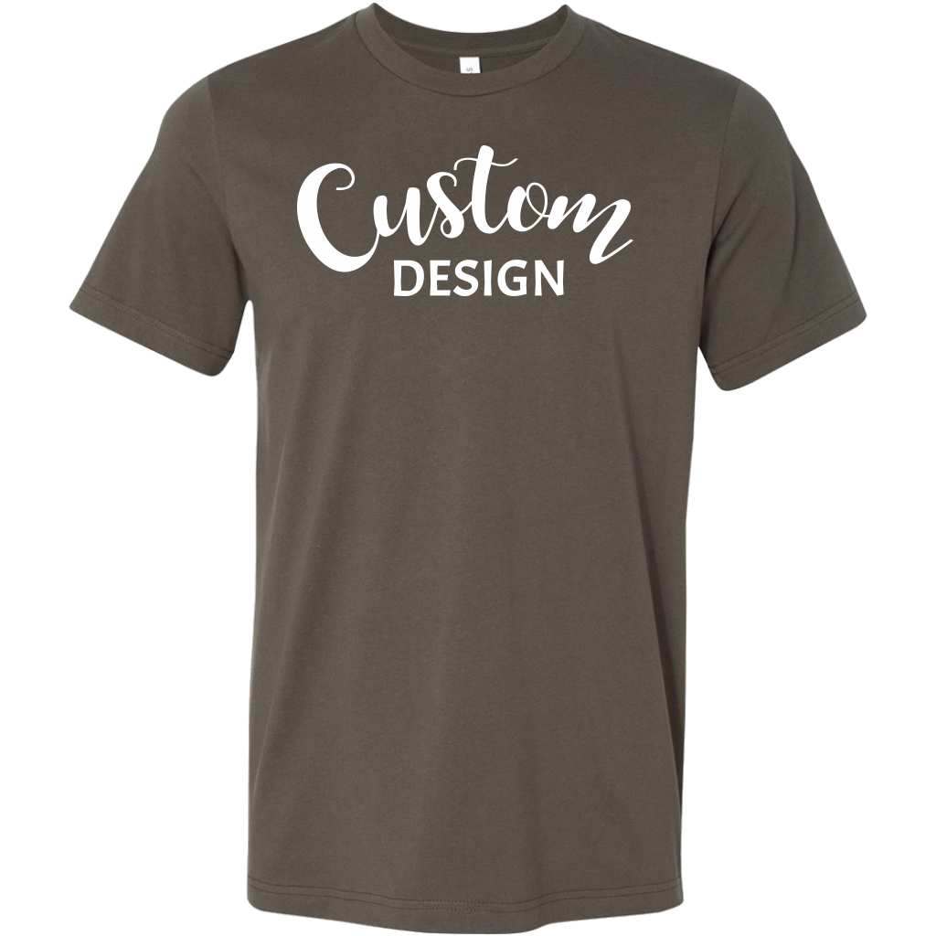 Custom Mens Shirt - Army