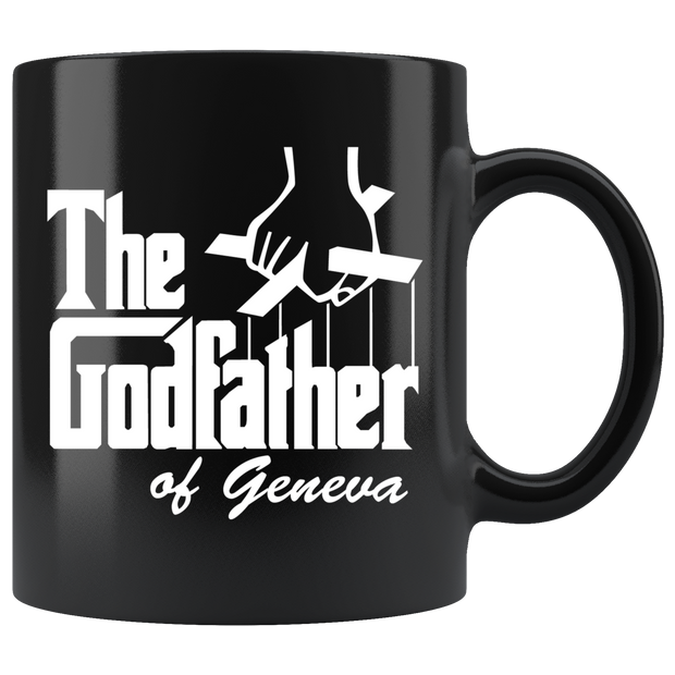 Custom Godfather Mug - Geneva