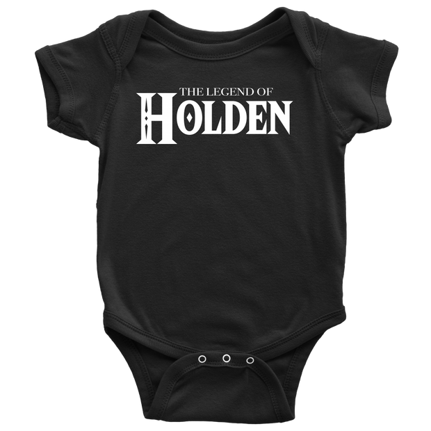 Custom Design - The Legend of Holden