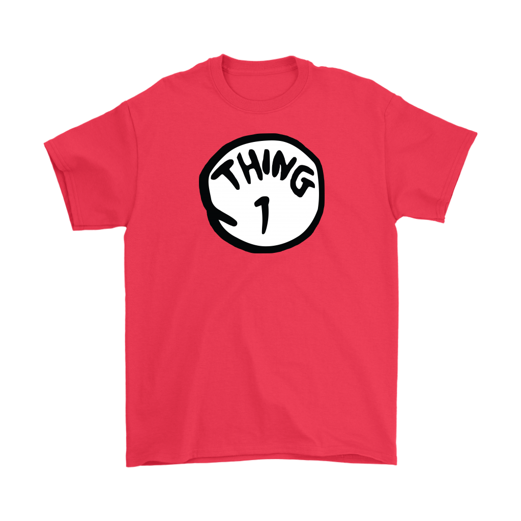 Thing 1 - Mens T-Shirt