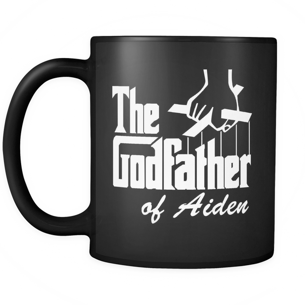 Custom Godfather Mug - Aiden