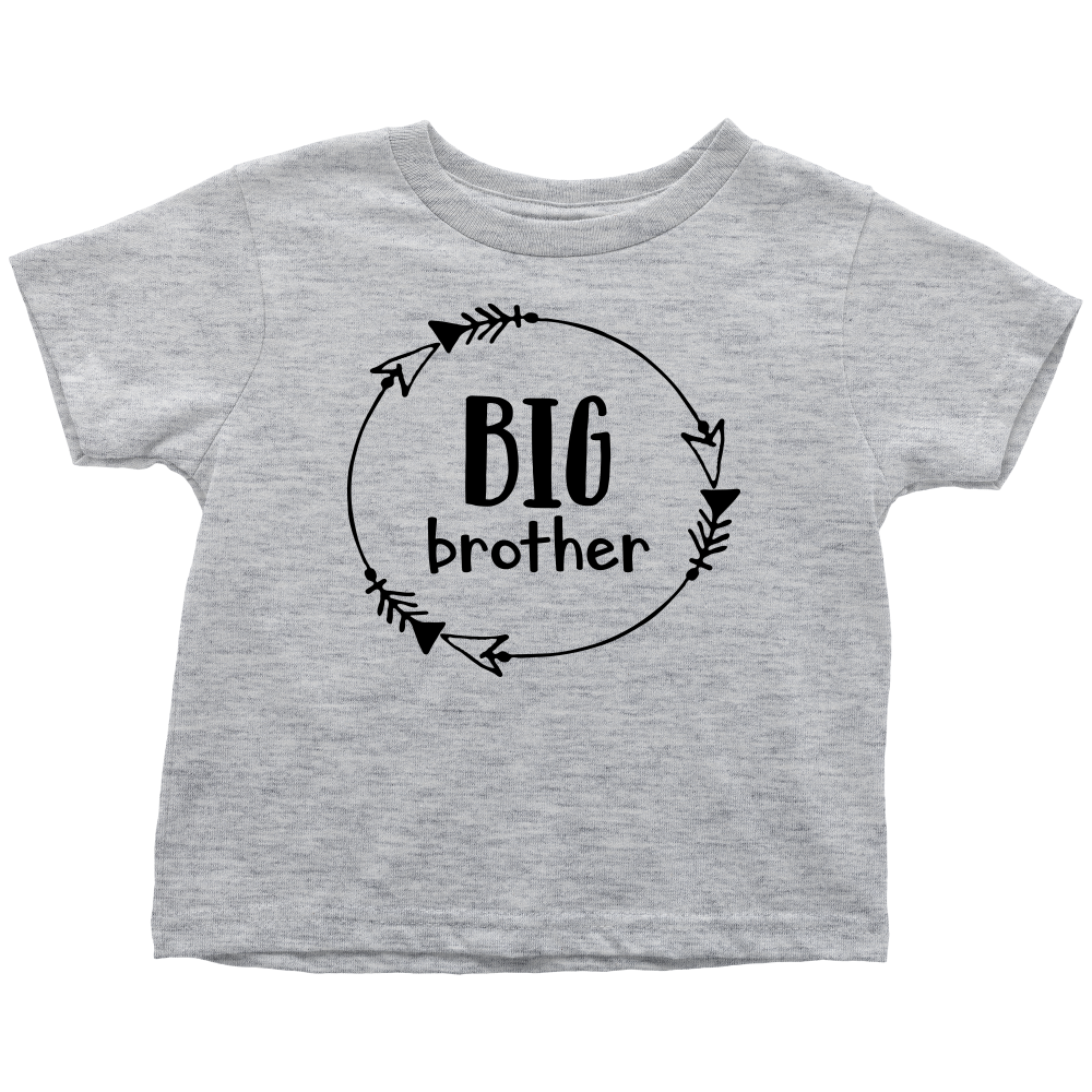 Big Brother T-Shirt - Gray