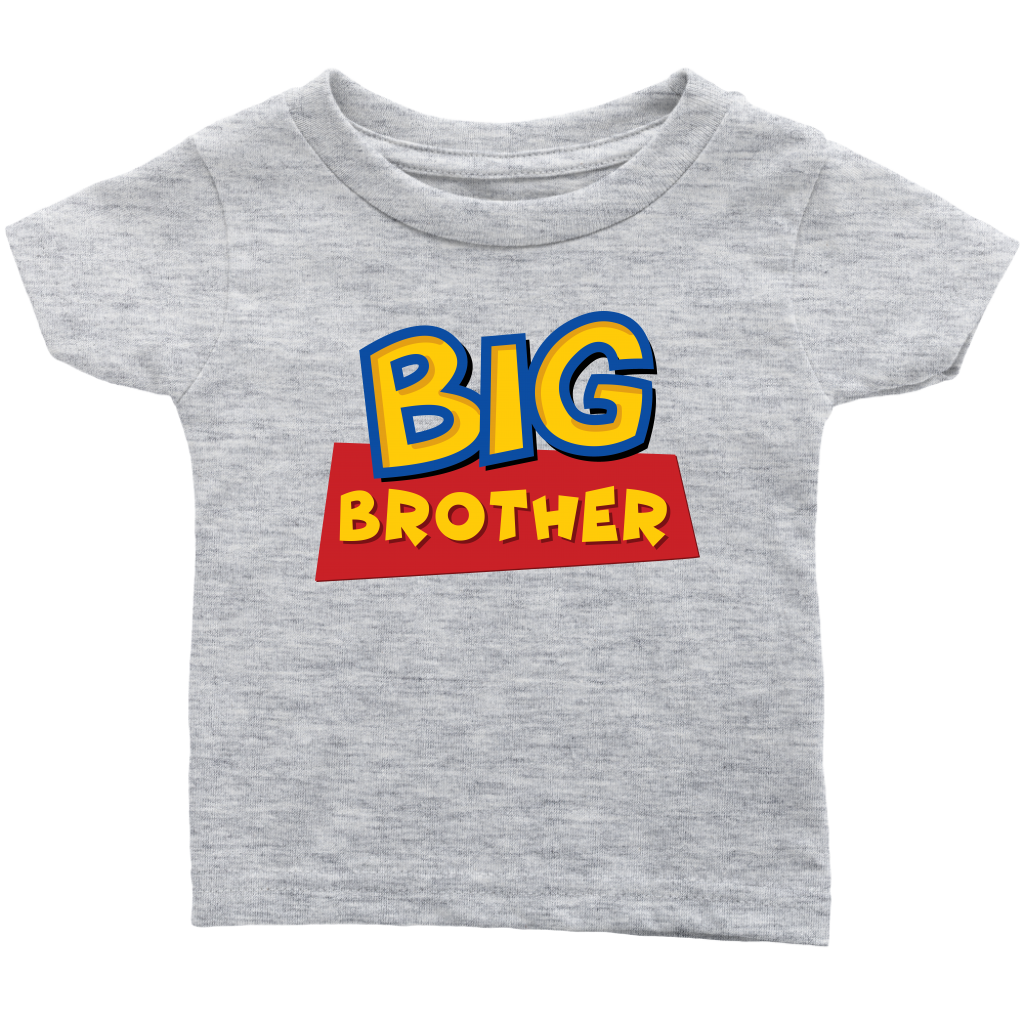 Big Brother Toy Story Inspired Infant Shirt