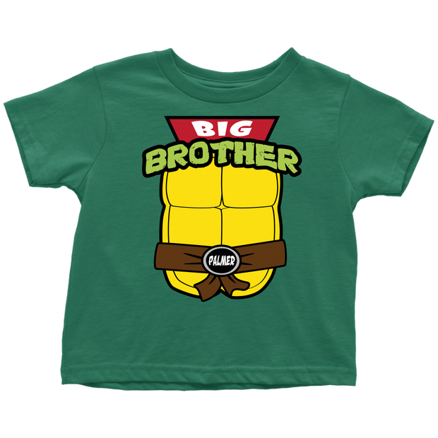 Custom Big Brother Shirt - Palmer