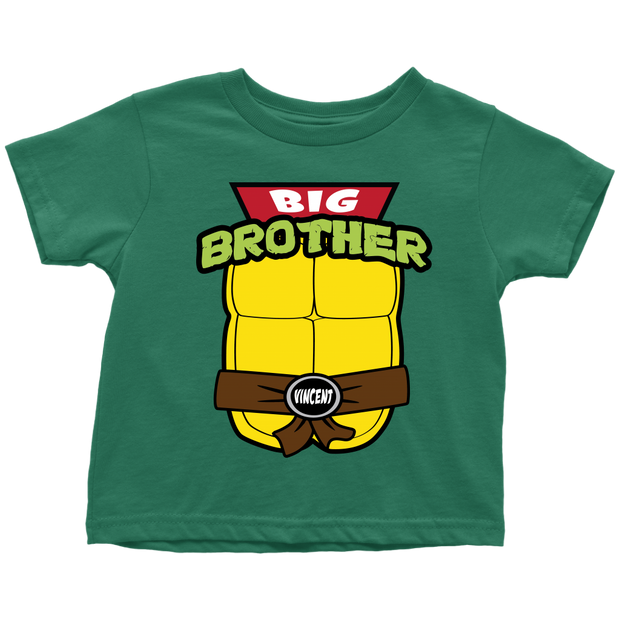 Custom Big Brother Ninja Turtle Bodysuit -  Vincent
