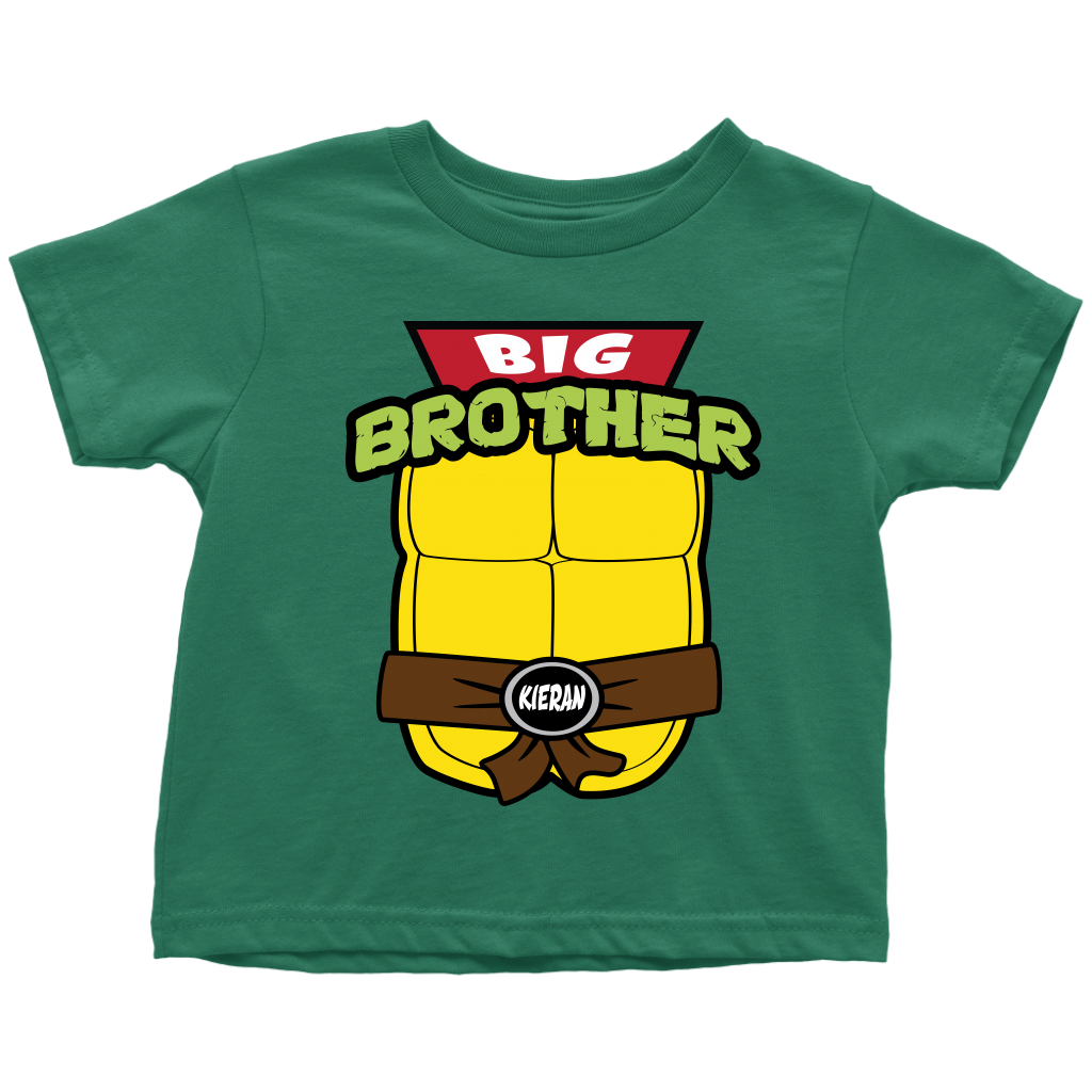 Custom Big Brother Shirt - KIERAN