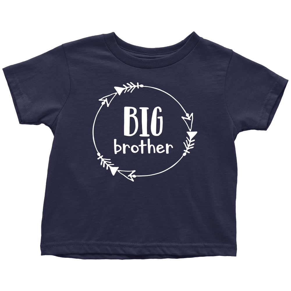 Big Brother T-Shirt - Navy