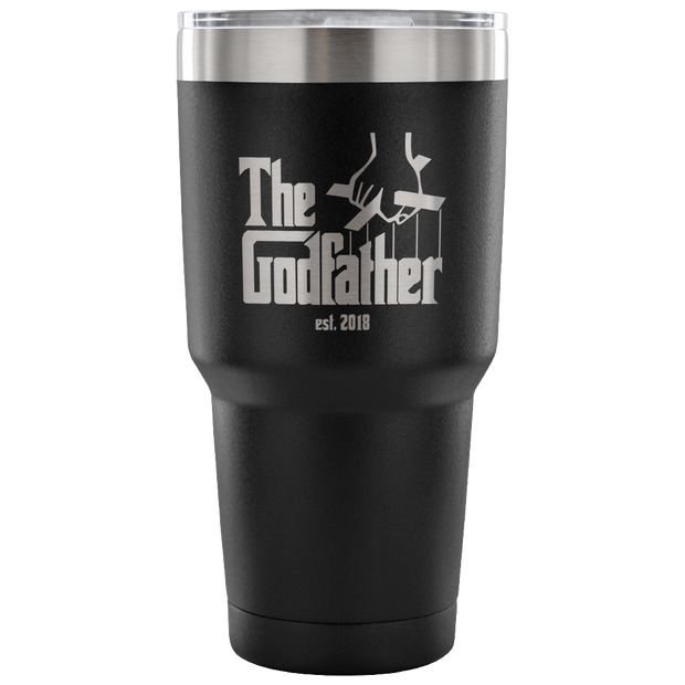 The Godfather est 2018 - 30 oz Tumbler