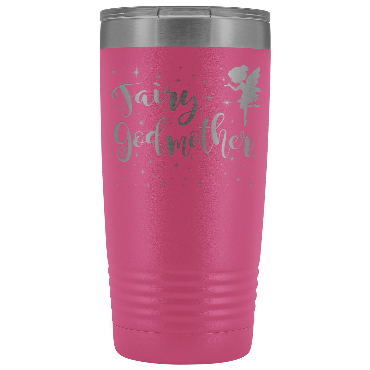 Fairy Godmother 20 Ounce Vacuum Tumbler