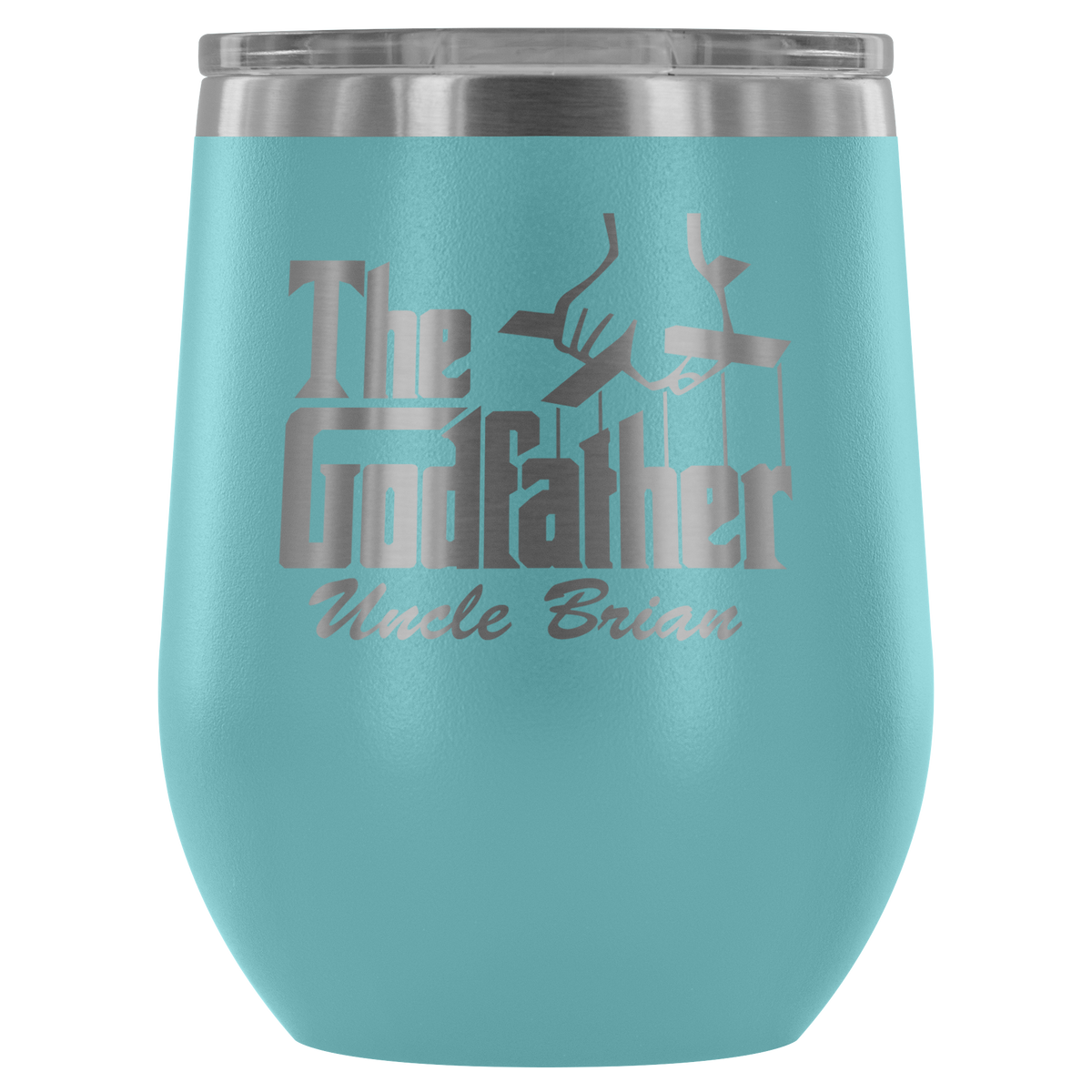 Custom Godmother Tumbler - Uncle Brian