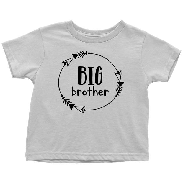 Big Brother T-Shirt - White