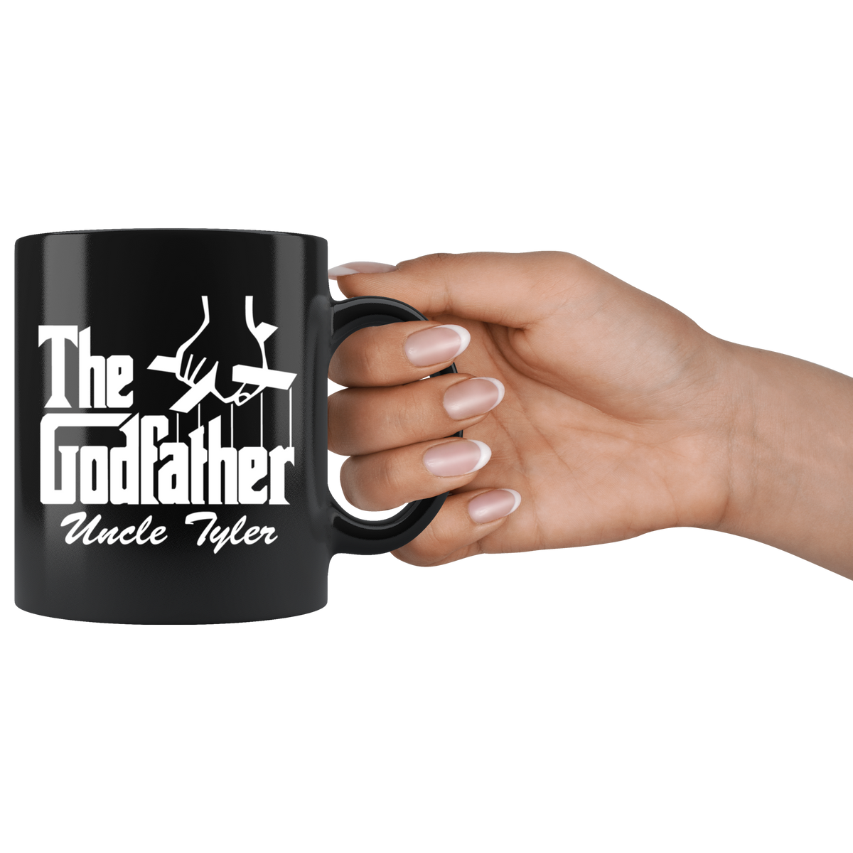 Custom Godfather Mug for Uncle