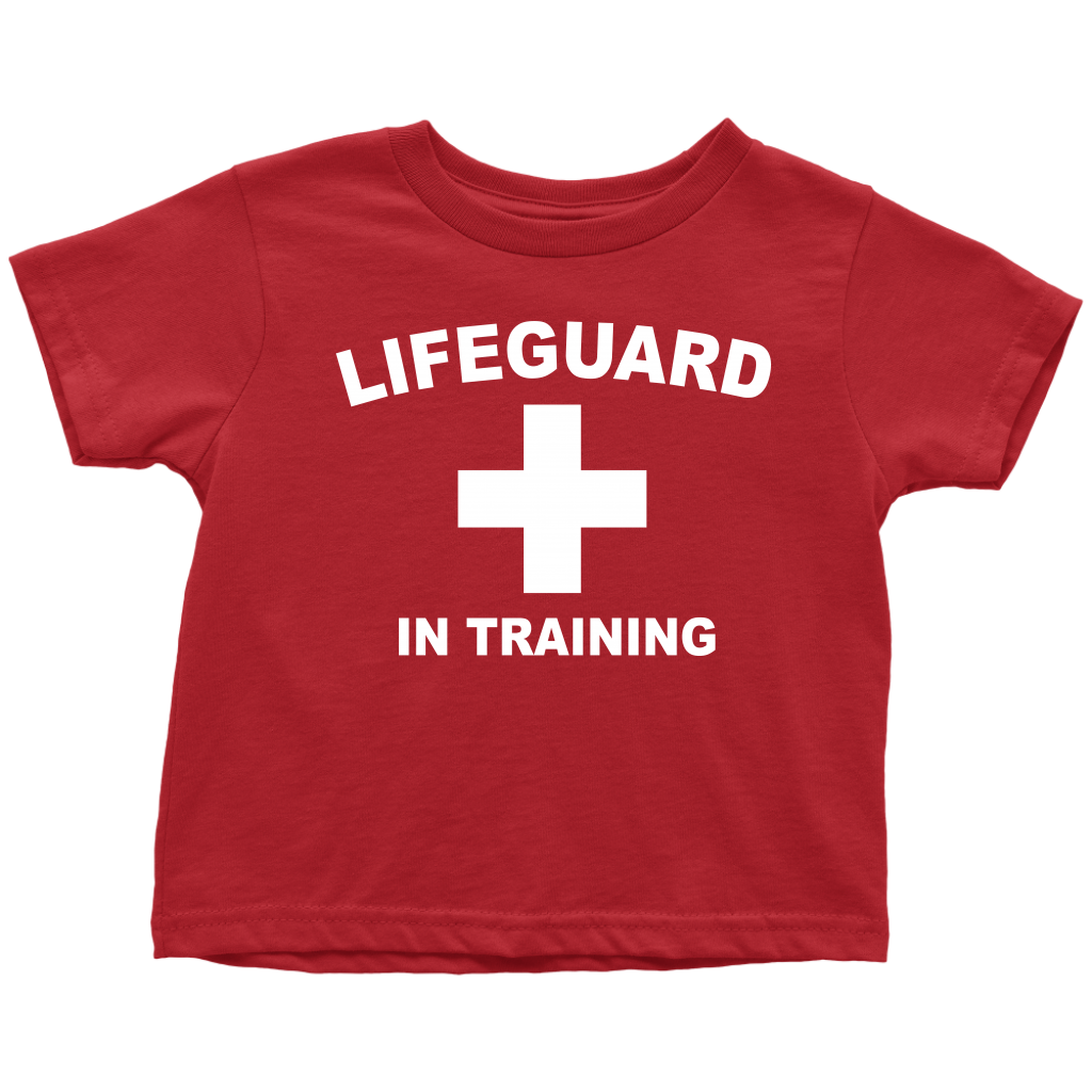 Lifeguard in Training - Toddler T-Shirt