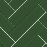 Bottle Green - 3x12 herringbone assembly