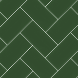 Bottle Green - 3x6 herringbone assembly