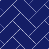 Royal Blue - 3x6 herringbone assembly