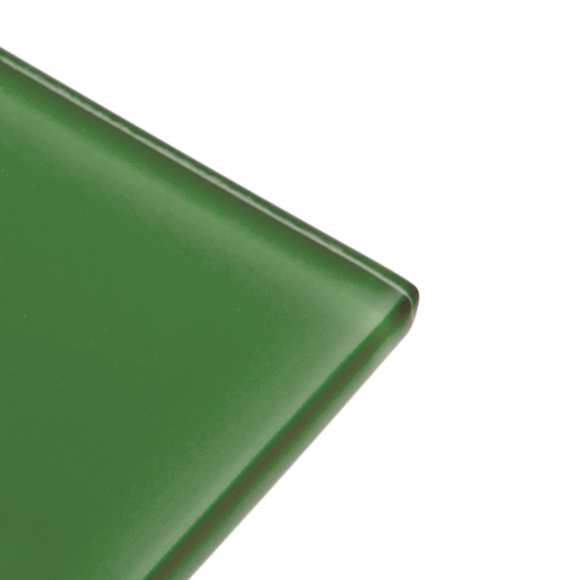 Kelly Green - green subway glass tile