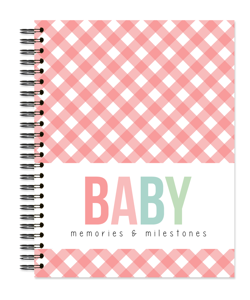 Baby: Gingham - Taffy