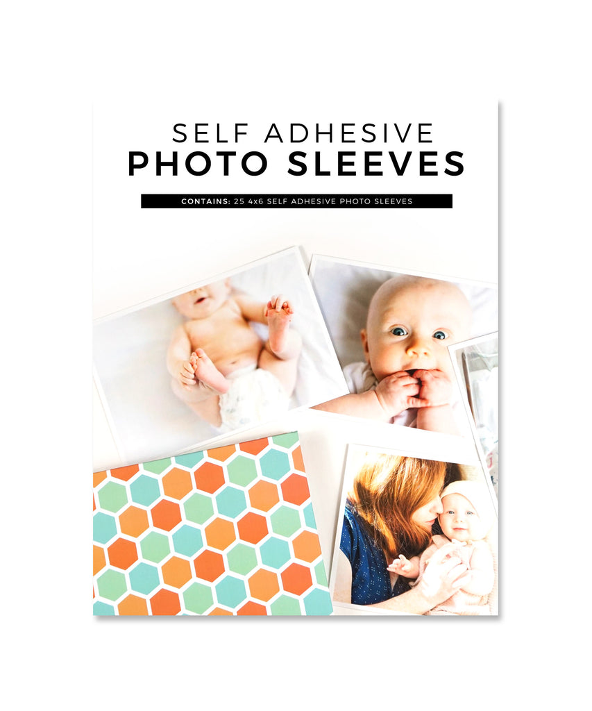 Photo Sleeves