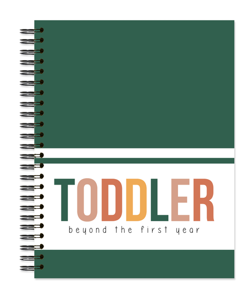 Toddler: Solid - Pine