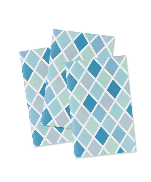 Pocket Notebook: Sea Glass - Argyle