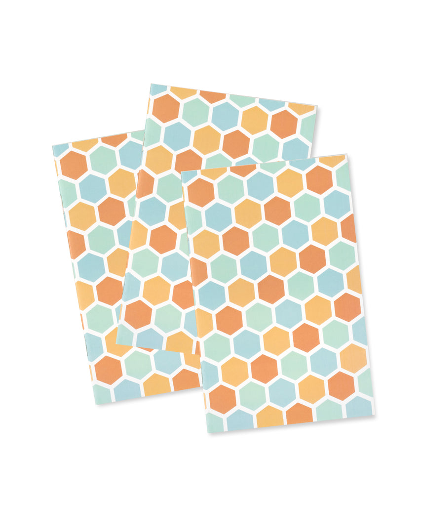 Pocket Notebook: Sherbet - Honeycomb