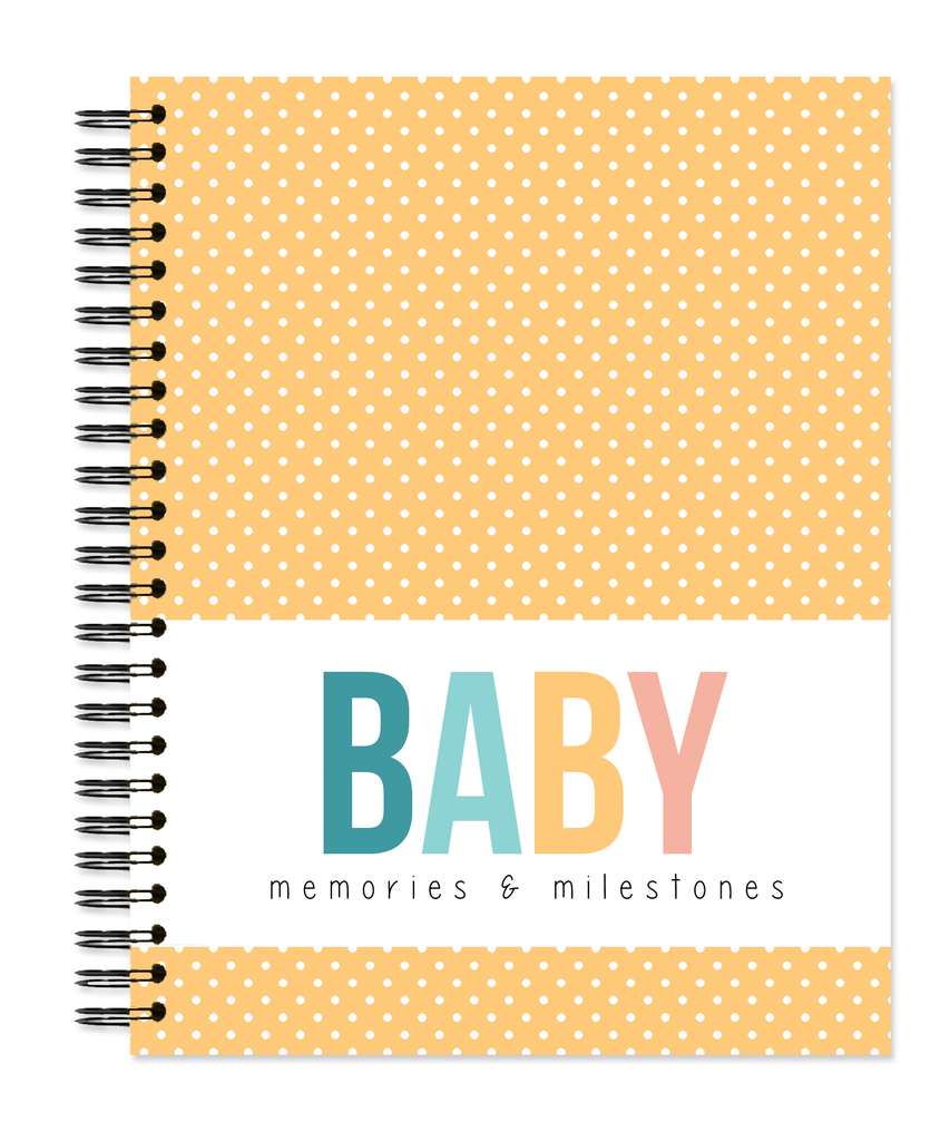 Baby: Classic Dots - Canary