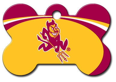 NCAA Arizona State Sun Devils Pet Tag