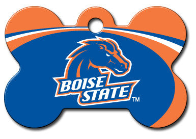 NCAA Boise State Broncos Pet Tag
