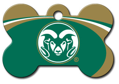 NCAA Colorado State Rams Pet Tag