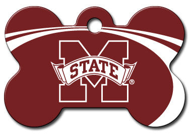 NCAA Mississippi State Bulldogs Pet Tag