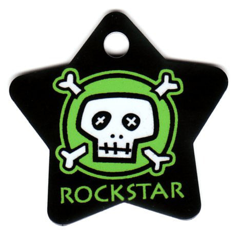 Rock Star Skull & Cross Bones 5 Colors