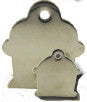 Stainless Steel Fire Hydrant Pet ID Tag