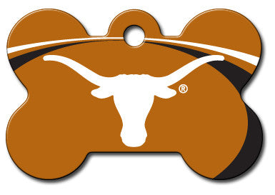 NCAA Texas Longhorns Pet Tag