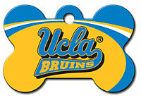 NCAA UCLA Bruins Pet Tag