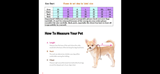 NEW Dog Cat Sweater Spagetti Color Warm Autumn Winter Dog Cat Sweater Pet Jumper Cat Clothes For Small Cat Dog Pets-Dollar Bargains Online Shopping Australia