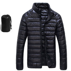 Winter Duck Down Jacket Ultra light Men 90% Coat Waterproof Down Parkas Fashion mens Outerwear coat 5011-Dollar Bargains Online Shopping Australia