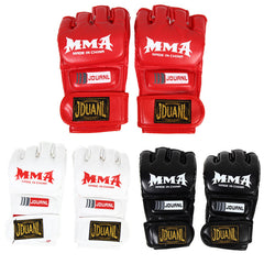 MMA Muay Thai Gym Punching Bag Half Mitt Train Sparring Kick Boxing Gloves-Dollar Bargains Online Shopping Australia