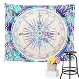 Elephant Tapestry Colored Printed Decorative Mandala Tapestry Indian 130cmx150cm 153cmx203cm Boho Wall Carpet-Dollar Bargains Online Shopping Australia