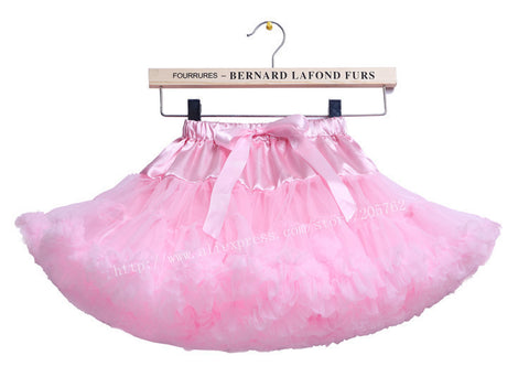 fashion Fluffy Women Pettiskirt Tutu Teenage Girl Adult Women Tutu dance wear party fluffy skirt 15 colors-Dollar Bargains Online Shopping Australia