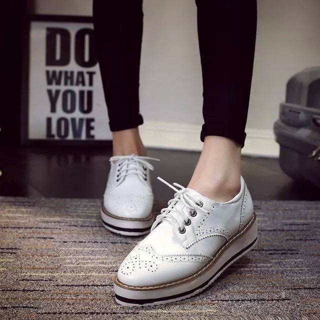 77aebe7912 Silver Shoes Women Platform Sneakers Creepers Summer High Platform Sneakers  Women Trainers Ladies Casual Shoes Zapatos Mujer