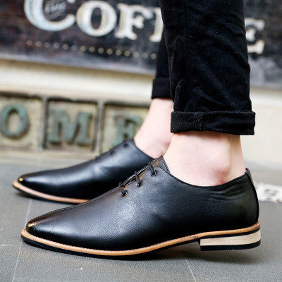 9b85506ca6479 Spring Autumn Loafers Men Oxford Flat Shoes Top brand Men Moccasins Sh –  Dollar Bargains