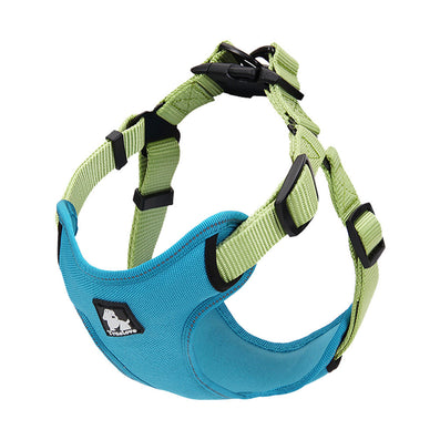 Padded Reflective Dog Harness Vest Pet Safety Nylon Dog Training Vest Adjustable For Small Medium Dog S M L-Dollar Bargains Online Shopping Australia