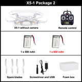 Syma X5C-1 (Upgrade version Syma x5c ) Quadcopter Drone With Camera or Syma X5-1 (Upgrade syma x5 ) rc helicopter dron no camera-Dollar Bargains Online Shopping Australia
