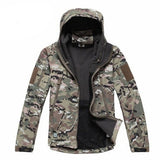Army Camouflage Coat Military Jacket Waterproof Windbreaker Raincoat Clothes Army Jacket Men Jackets And Coats-Dollar Bargains Online Shopping Australia