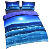 BeddingOutlet Amazing Galaxy Bedding Set Close to Galaxy Realize Your Dream Easier Quilt Cover Set Bedspread Bedclothes-Dollar Bargains Online Shopping Australia