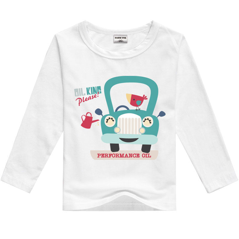 225 / 3TChristma Minions T-Shirt Children's Clothing Kids Baby Girl Boy Clothes Long Sleeve T-Shirts For Girls Tops Boys Clothes T Shirt