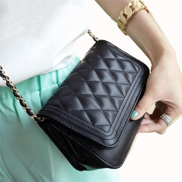 65be8700e40f New women messenger bag Female Package Small Sweet Wind One Shoulder Han  Edition Fashion Female Bags