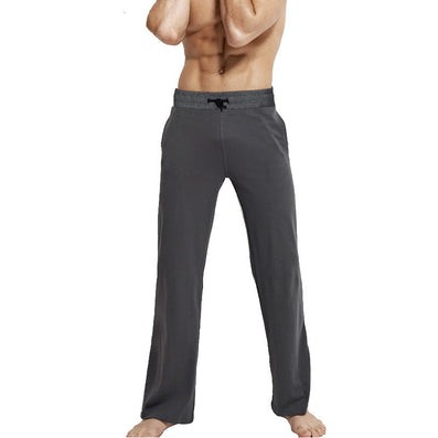 Men's Casual Trousers Soft Men's Sleep Pants Homewear Lounge Pants Pajama Casual Loose Home Clothing S~6XL K5208-Dollar Bargains Online Shopping Australia
